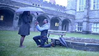 Our Romantic and Beautiful Engagement!