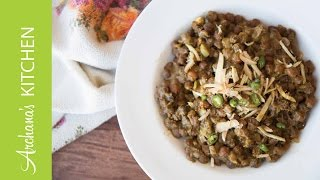 Pindi Chole Recipe - Indian Vegetarian By Archana's Kitchen