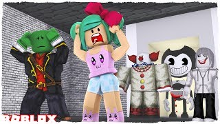 🤘 THE MOST TERRIFYING ELEVATOR OF ROBLOX!😱😱