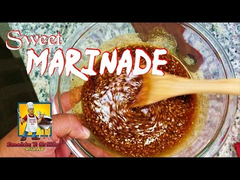 Rib Marinade | Sweet and Sticky Marinade