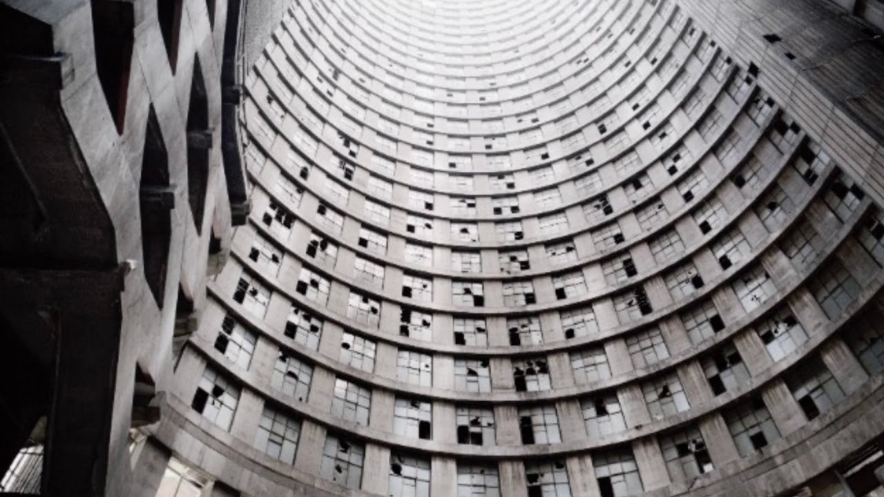 Hidden Wonders Of Africa Ponte City Tower Johannesberg