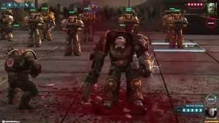 Warhammer 40,000: Regicide - релизный трейлер RU