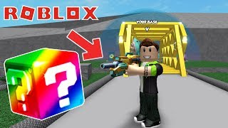 ŞANSLI BLOKLAR ROBLOX'TA / ROBLOX Lucky Block Battleground