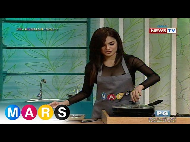 Mars Masarap: Eggplant with Garlic Sauce by Andrea Torres