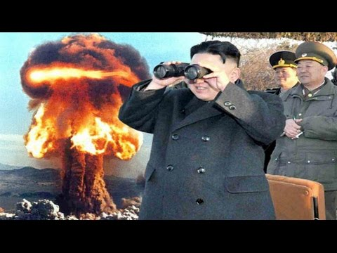 Breaking North Korea raw footage fires 4 Nuclear capable ballistic missiles near Japan March 6 2017