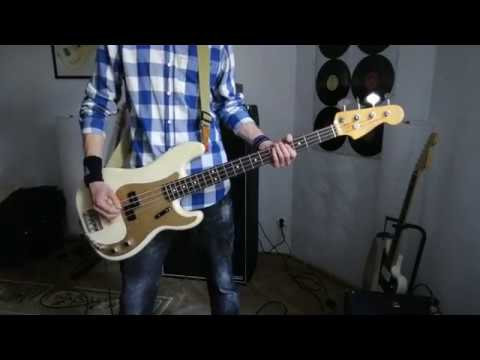 Sunset Sons - VROL - Bass cover