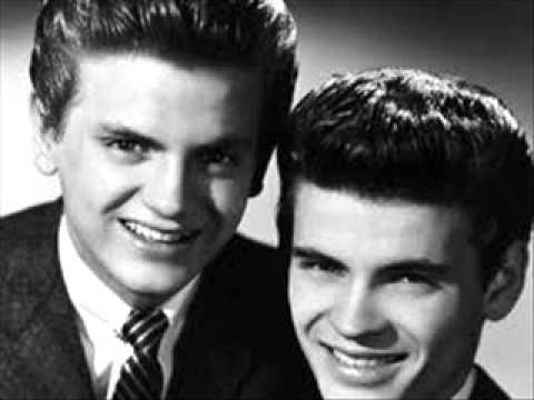 the everly brothers - so sad(to watch good love go bad)