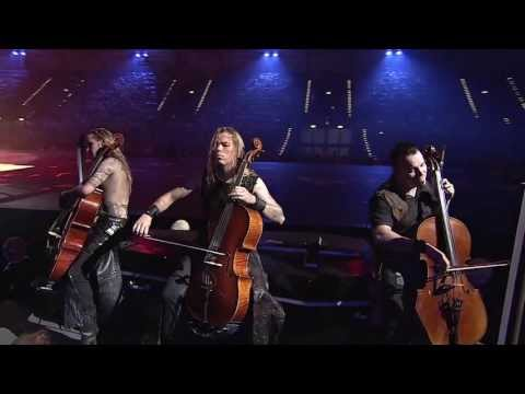 Wagner Reloaded - Apocalyptica meets Wagner - Live in Leipzig