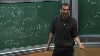 Bertrand Eynard - 3/4 Topological Recursion, from Enumerative Geometry to Integrability thumbnail