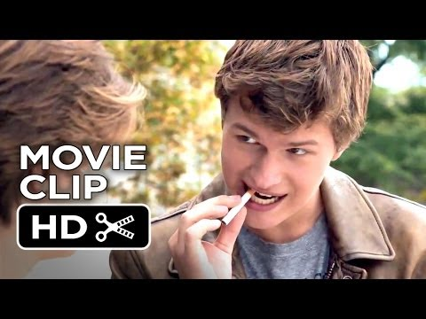The Fault In Our Stars Movie   It's A Metaphor 2014  Shailene Woodley Movie HD