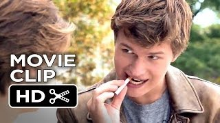 the fault in our stars movie clip its a metaphor 2014 shailene woodley movie hd
