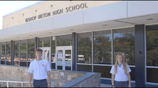 Bishop Ireton School Tour - Virtual Open House 2020