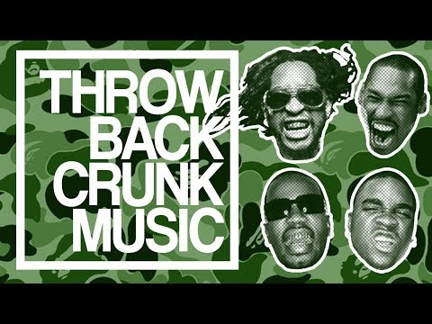 Best of Dirty South Hip Hop Crunk Mix Part 1 | 2000's Classic Old School Club Turn Up Twerk Mixtape