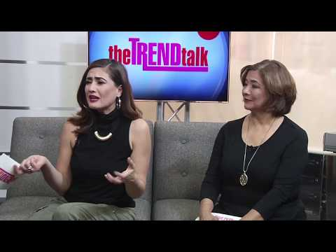 The TREND TALK with SER Anzoategui, and Xolo Mariduena