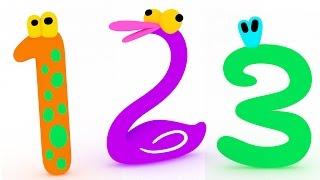 Cantando Os Números - Músicas e Canções para Crianças