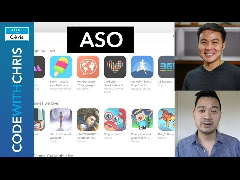 App Store Optimization and App Marketing (Steve Young - AppMasters.co)