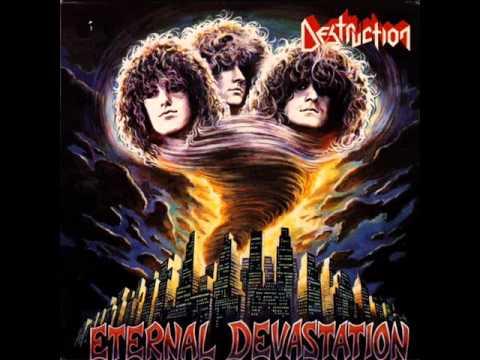 Destruction - Eternal Devastation [FULL ALBUM] - 1986