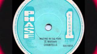 CHANTELLS ~ WAITING IN THE PARK / REVOLUTIONARIES ~ PHASE 1 DUB