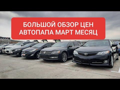 ОБЗОР ЦЕН НА РЫНКЕ АВТОПАПА МАРТ 2020 РЕАЛЬНЫЕ ЦЕНЫ