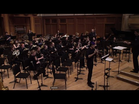 Lawrence University Symphonic Band - March 7, 2020