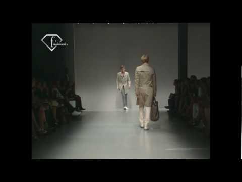 fashiontv | FTV.com - COSTUME NATIONAL UOMO P/E-2008 Milano