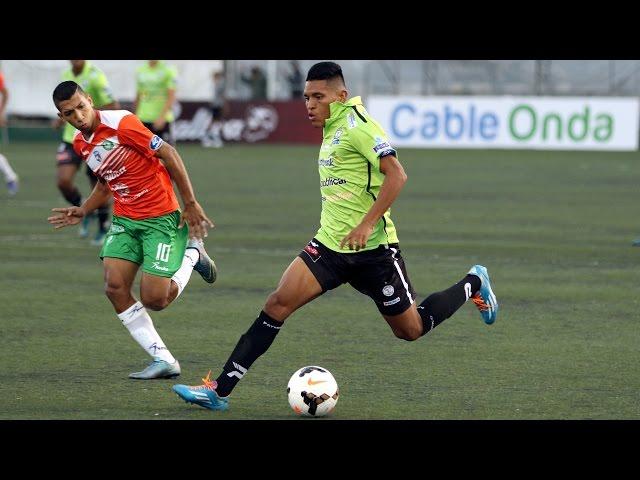Alianza F.C. Vs Tauro F.C. - Torneo Clausura 2016