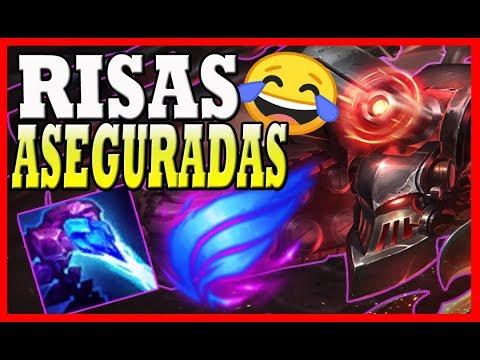😂 LA IRUPCION DE FASE EN SKARNER SON RISAS ASEGURADAS | League of Legends | Drake Rajanj thumbnail