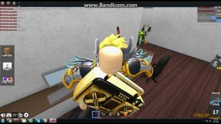 Roblox MM2: A Duel With Dinomite1023 (Rematch)