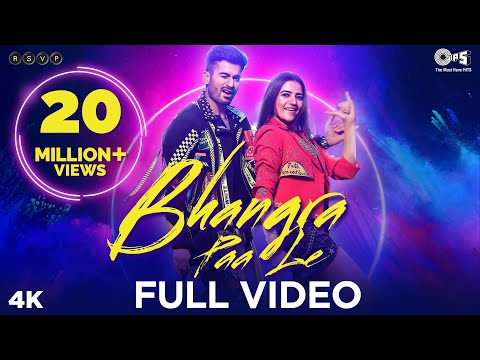 'Bhangra Paa Le' sung by Mandy Gill