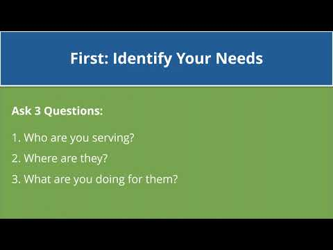 Introduction To Foundation Directory Online (FDO)