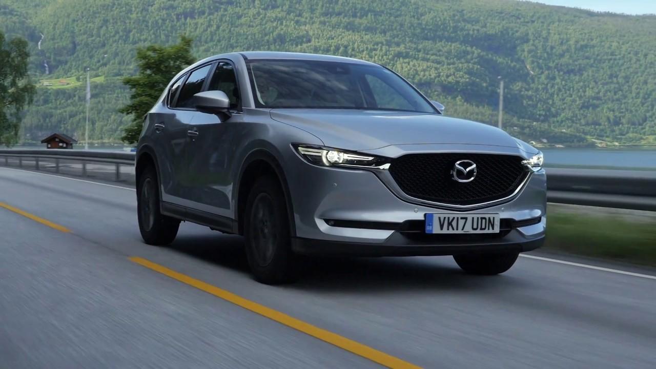 Тест-драйв новой Mazda CX-5 2017 (10-минутная версия) // АвтоВести Online