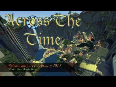 Epic RPG PVE Adventure MAP : [Across The Time] (1 8 4