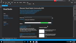 creating a module in visual studio and uploading it to dnn