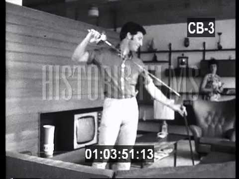 POP SINGER TOM JONES RARE 1965 INTERVIEW