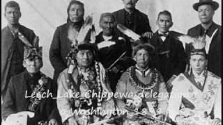 In The Beginning -Ojibwe-Chippewa.wmv