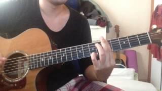헤이즈 heize shut up groove feat dean guitar cover 기타연주
