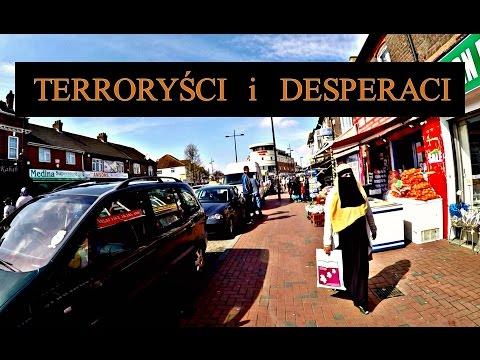 Terroryści i DESPERACI #16 ( LUTON )