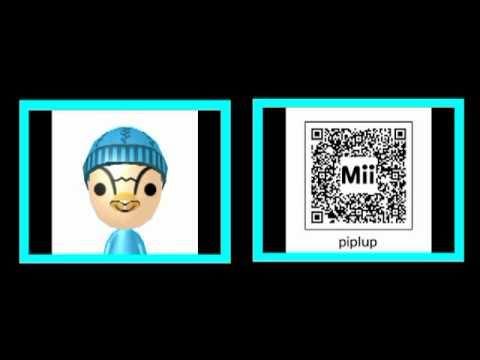 The Best Mii QR Codes!