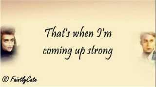 Karmin - Coming Up Strong - Lyrics