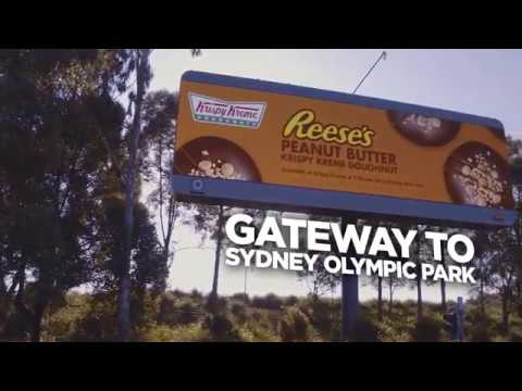 Digital Billboard | oOh! | Homebush, Sydney,  NSW