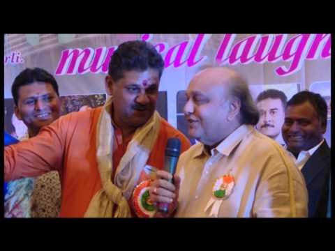 Bharat Shah - in 19th Hira Manek Award