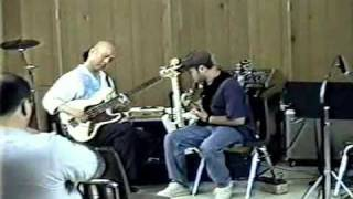 Ray Jung & Chris Neuhaus Bass Duet 1999