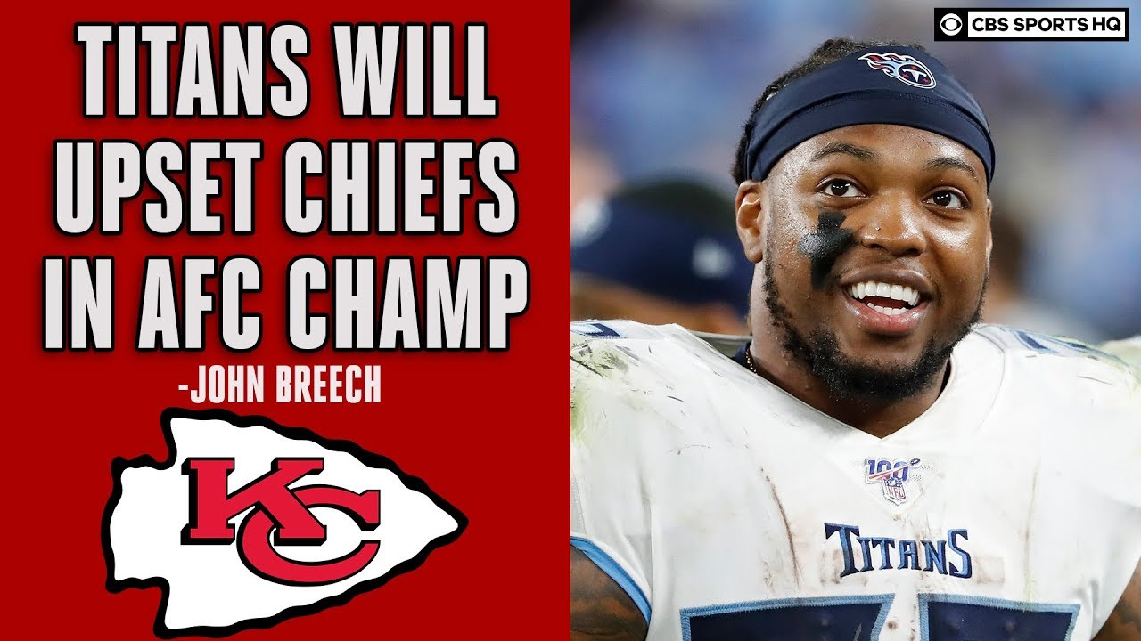 AFC Championship Prediction and Preview: Tennessee Titans vs ...