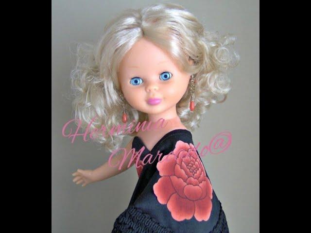 Vestidos de Flamenca para la muñeca Nancy Vol. 1 - clipzui.com