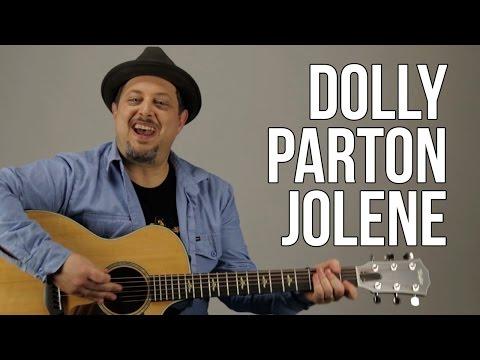 How To Play Dolly Parton - Jolene