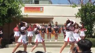 SPHS PEP SQUAD // WELCOME BACK PEP RALLY 2016
