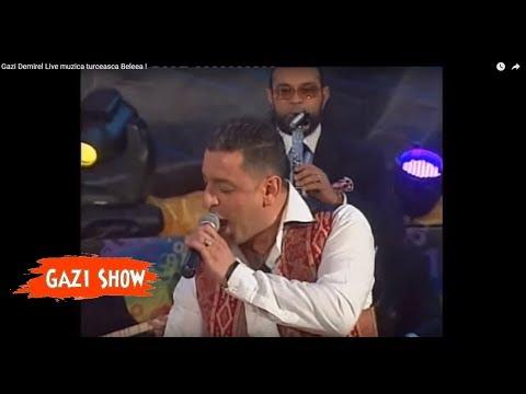 Gazi Demirel Live muzica turceasca Beleea !