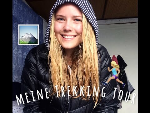 meine trekking tour - himalaya nepal