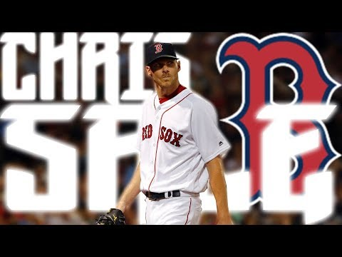 Chris Sale | 2017 Red Sox Highlights Mix ᴴᴰ