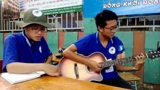 Đồng hành ca guitar - đội Đồng Khởi